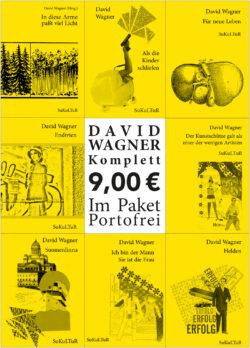 Das David-Wagner-Superduper-Leseheftpaket!