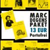 Das Marc-Degens-Superduper-Leseheftpaket!