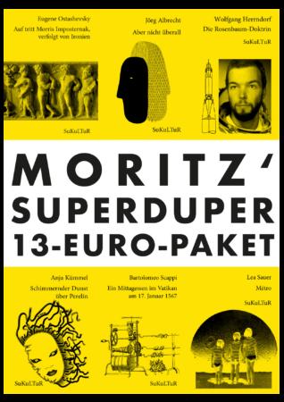 Moritz'-Superduper-13-Euro-Paket (Paket 6)